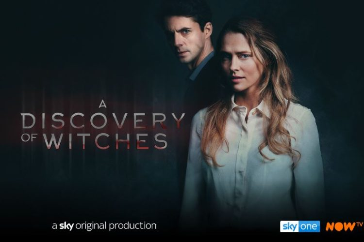 Sky One's A Discover of Witches, Deborah Harkness