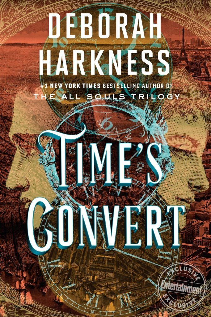 deborah harkness, are you what you read, Time's Convert