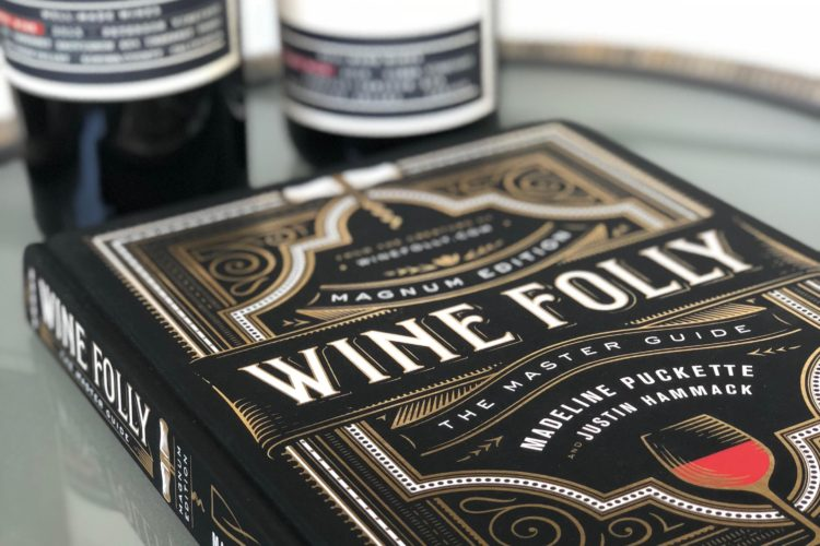wine folly giveaway, avery books