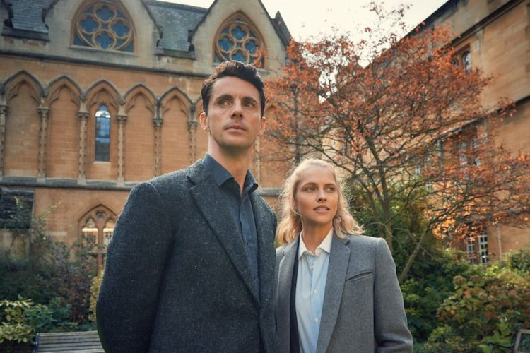 a discovery of witches episode 2 minute by minute recap, matthew goode and teresa palmer