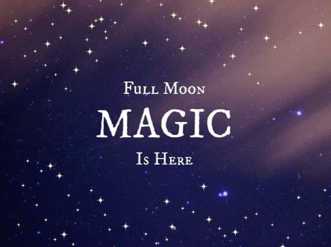 full moon magic giveaway #2